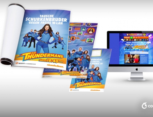 Thundermans Kampagne